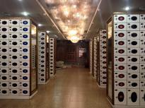 Lockers for shoes